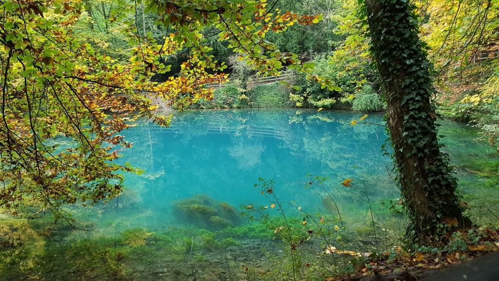 Landschaft; Natur; Farbkontrast